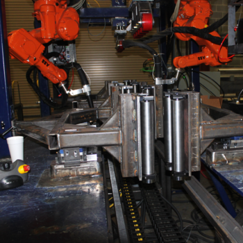 Large Assembly Weld Cell Collagesm