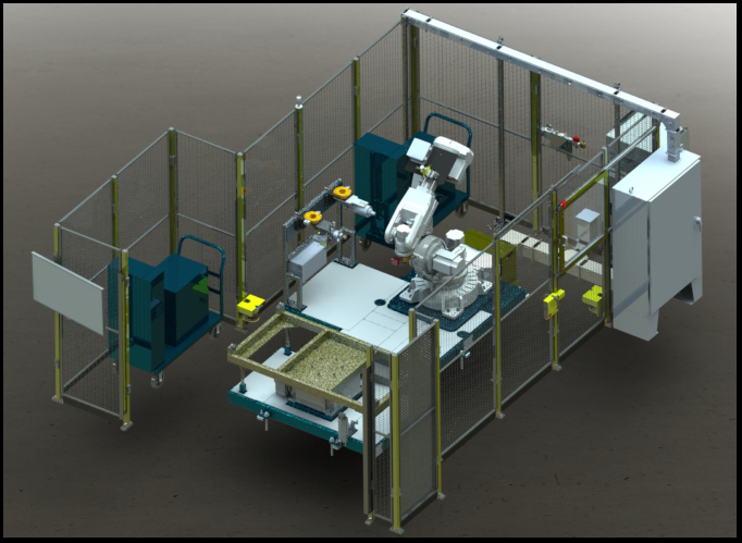 Custom Automation that Solves Programming and Production issues in Manufacturing