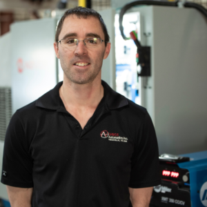 Mike is a weld engineer, programmer, and certified welding inspector at Navus