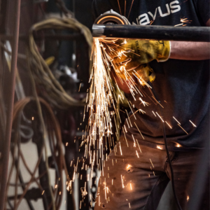 From design to welding to installation, Navus delivers an entire solutions for their clients