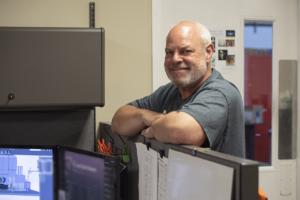 The Team at Navus: Jim, Program Manager